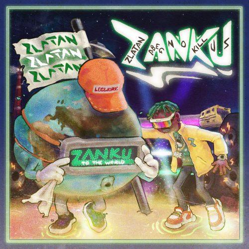 Zlatan zanku 500x500 - Zlatan – Zanku (Full Album)