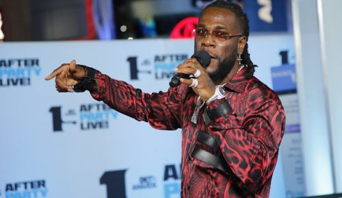 burnaboy concert 500x289 - Burna Boy wins VGMA African Artist of the Year for the Second Consecutive Time