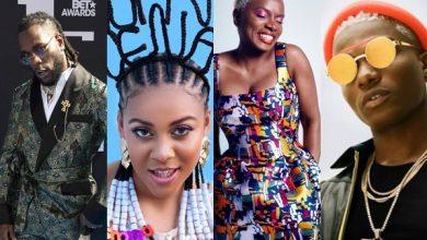 Photo of CNN list their Top 10 'Africa's Biggest Music Stars'