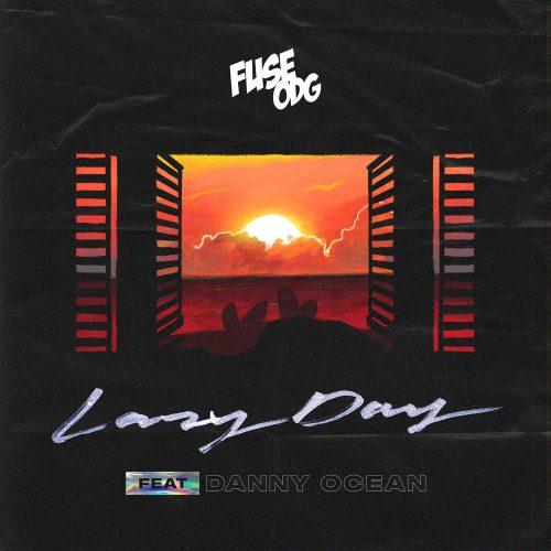 fuse odg lazy day 500x500 - Fuse ODG ft. Danny Ocean - Lazy Day