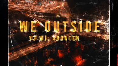 ground up we outside 390x220 - Ground Up Chale ft. Kwesi Arthur, Dayonthetrack & J.Derobie - Father