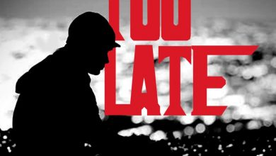 mr p artwork 390x220 - Mr P - Too Late (Prod. by Goldswarm)