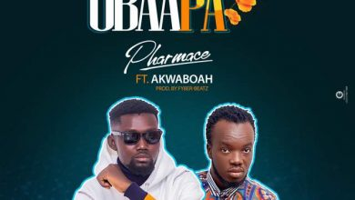 pharmace 390x220 - Pharmace ft. Akwaboah - Obaapa (Prod. by Fyber Beatz)