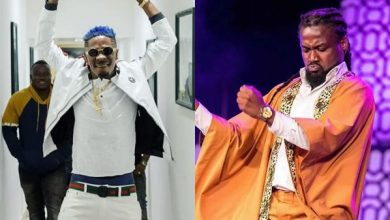 Photo of 'Living Legend' – Shatta Wale eulogize Samini