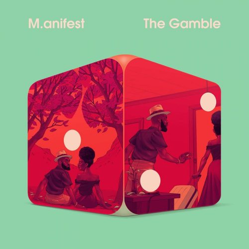 the gamble cover 500x500 - M.anifest ft. Worlasi & Kojey Radical - Cucaracha