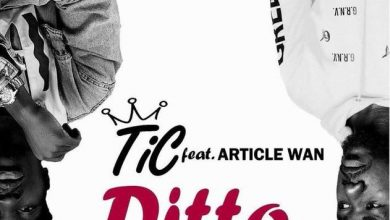 tic ditto 390x220 - Tic ft. Article Wan - Ditto