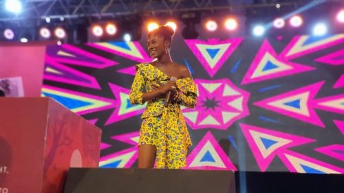 Cina Soul 1 500x281 - 'You Blink, You Miss' - Burna Boy, M.anifest, Others Keep Patrons 'Thirsty' At Manifestivities