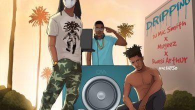 DJ micsmith mugeez kwesi 390x220 - DJ Mic Smith ft. Mugeez & Kwesi Arthur - Dripping