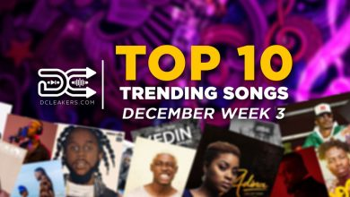 Photo of December Week 3: Top 10 Trending Songs
