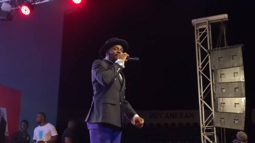 Manifest 1 500x281 - 'You Blink, You Miss' - Burna Boy, M.anifest, Others Keep Patrons 'Thirsty' At Manifestivities