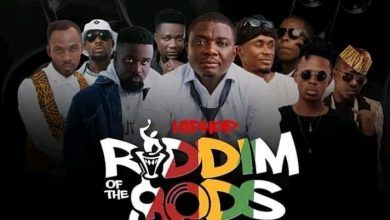 Photo of JMJ's Hiphop Album from #RiddimOfTheGODS hits Number 1 on Boomplay Music
