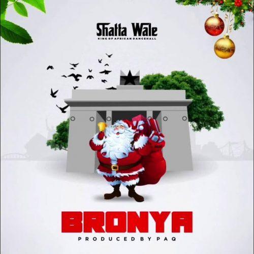 Shatta wale bronya 500x500 - Shatta Wale - Bronya (Prod. by Paq)