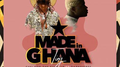 Photo of Sheldon The Turn Up ft. DarkoVibes – Made In Ghana Ting