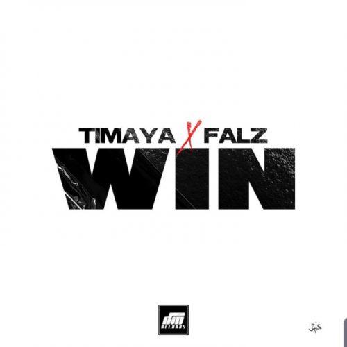 Timaya new new 500x500 - Timaya x Falz - Win
