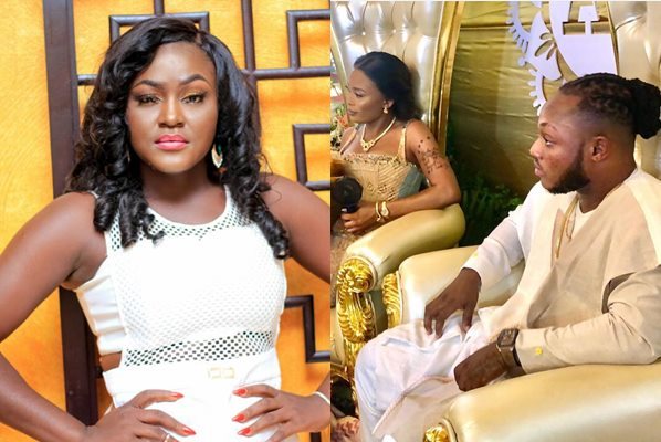 aj poundz keche - TV host mocks Keche Andrew, claims He married an Old Woman because of Money