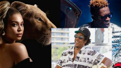 jay z shatta beyonce 390x220 - Jay Z list Shatta Wale and Beyonce's 'Already' in his Top 40 Songs of 2019
