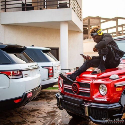 shatta wale cars  500x500 - Shatta Wale promises to give away 20 Cars to Fans in 2020