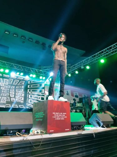 worlasi 375x500 - 'You Blink, You Miss' - Burna Boy, M.anifest, Others Keep Patrons 'Thirsty' At Manifestivities