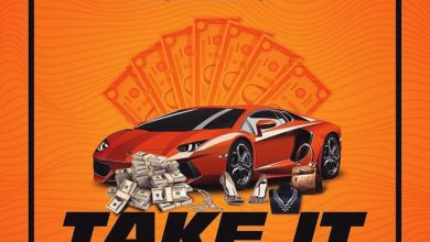 Rudeboy take 390x220 - Rudeboy - Take It (Prod. by Chrisstringz)