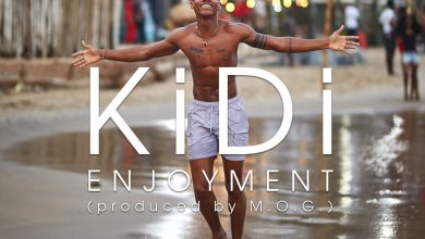 kidi enjoy cover 390x220 - KiDi - Enjoyment (Prod. by MOGBeatz)