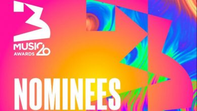 Photo of Full list of nominees for 3Music Awards 2020