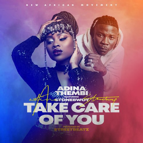 Adina ft stonebwoy 500x500 - Adina ft. Stonebwoy - Take Care of You