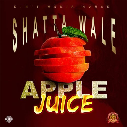 Apple Juice cover 1 500x500 - Shatta Wale - Apple Juice