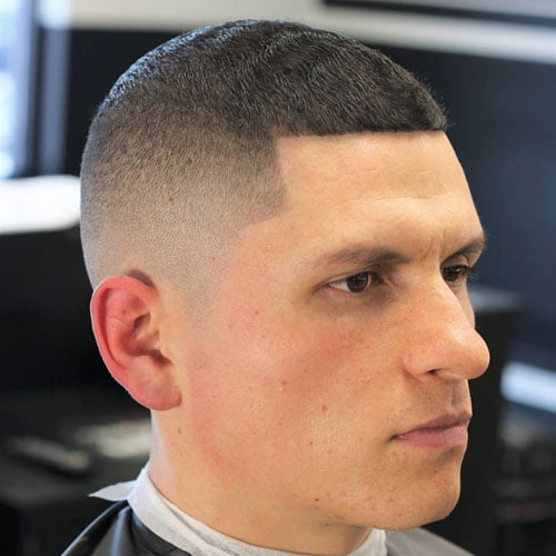 Buzz Cut Fade Edge Up - 5 Afro Hair Styles For 2020