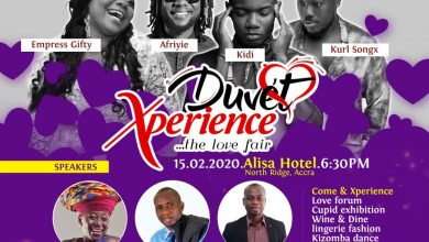 Photo of #Duvetxperience Cupid Fair By Ghone Tv Slated for February 15 At Alisa Hotel