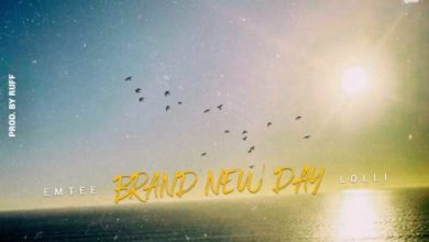 Emtee New Day 390x220 - Emtee ft. Lolli - Brand New Day