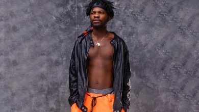 "Photo of Fameye halts ""Obolo"" video release to pay homage to Kofi B."