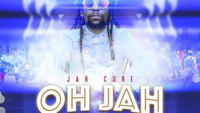 Jah cure stand 390x220 - Jah Cure - Stand Up (Oh Jah)