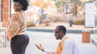 Photo of 'It is a shame that it must come to this' – Okyeame Kwame's Wife sends message to Ambolley