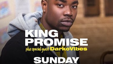 Photo of Darkovibes Joins King Promise At The Scala For His UK Headline!!