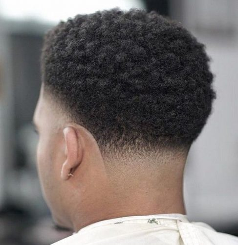 afro low tapered 487x500 - 5 Afro Hair Styles For 2020