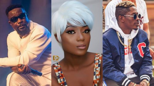 ghanaian musicians 500x282 - Let anyone Defy our Orders and they'll face the music - FDA warns Celebrities