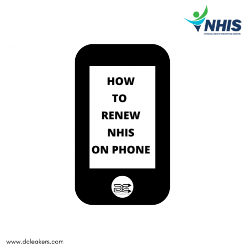 Blue and Pink English Language Day Social Media Graphic 7 500x500 - NHIS GHANA : How To Renew NHIS Membership On Phone