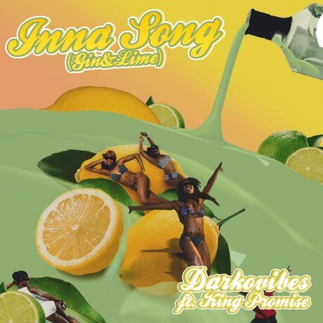 Lime and Gin Artwork - Lyrics : Darkovibes ft. King Promise - Inna Song (Gin & Lime)