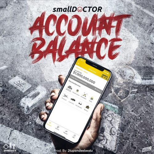 Small Doc 500x500 - Small Doctor - Account Balance (Prod. by 2tupondeebeatz)