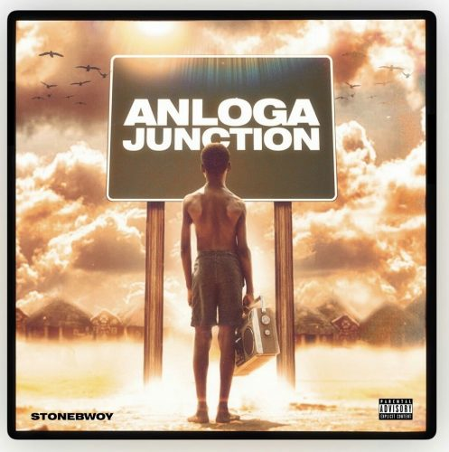 Stonebwoy anloga junction 497x500 - Stonebwoy - Anloga Junction (Full Album)