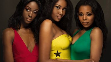 Yvonne nelson independence 390x220 - Yvonne Nelson, Sister Deborah, Hajia4Real, Nana Ama McBrown and others Celebrates Independence Day with Beautiful Photos
