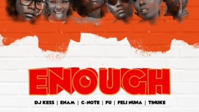 Photo of Dj Kess ft. Enam, Fu, C-Note, Feli Nuna & Tinuke – Say Enough