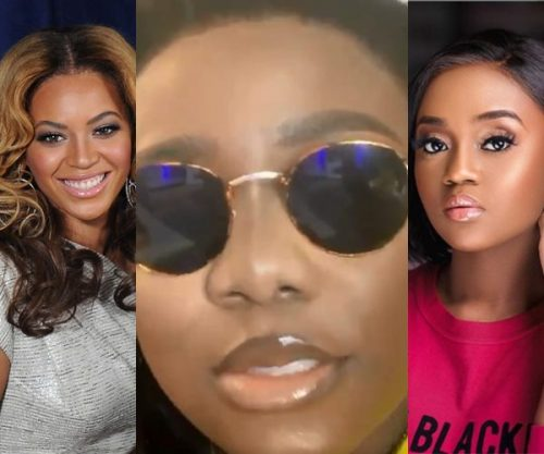 Teni Stuns In Makeover Claims She Looks Like Beyonce Shakira And Davido S Chioma Dcleakers Com