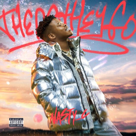there they go artwork - Nasty C - There They Go
