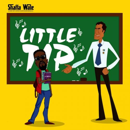 tip artwork 500x500 - Shatta Wale - Little Tip (Sarkodie Diss)(Prod. by Paq)