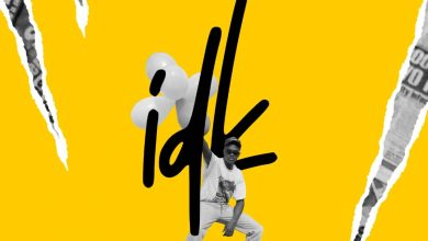 Photo of G-West – IDK (Prod. by Perry Mingle)