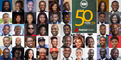 Collage Top 50 Young CEOs in Ghana 2 500x250 - Shatta Wale, Stonebwoy & Samini named in Top 50 Young CEOs in 2020