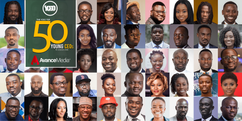 Collage Top 50 Young CEOs in Ghana 500x250 - Shatta Wale, Stonebwoy & Samini named in Top 50 Young CEOs in 2020