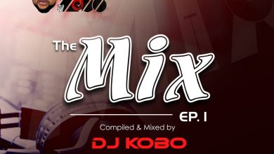 DJ Kobo mix 390x220 - Dj Kobo - The Mix (Episode 1) (Afrobeat Mixtape)
