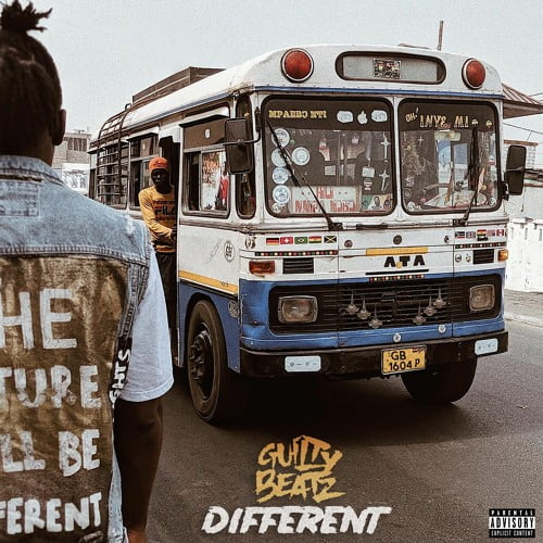 GuiltyBeatz different - GuiltyBeatz - Different EP (Full Album)
